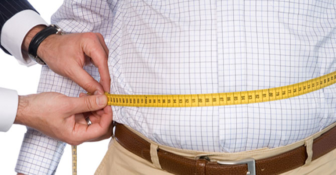 Obezite gelişmekte olan ülkelerde artıyor