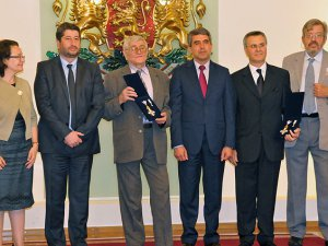 Bulgaristan'da 3 Türk'e devlet nişanı