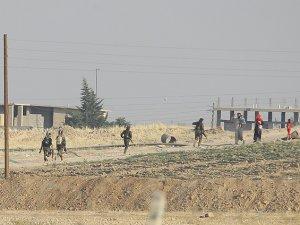 Suriyeli Kürt gruplar Tel Abyad'ı kontrol altına aldı