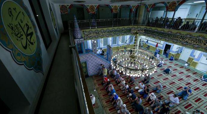 İstanbul Üsküdar'da Hatim ile Teravih kıldıran Camiler (2017)