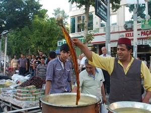 Ramazanın kendine has tatlıları