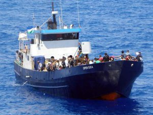 'Yasa dışı göçü insanlık perspektifiyle değerlendiriyoruz'