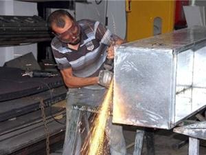 Paslanmaz çelik tabut