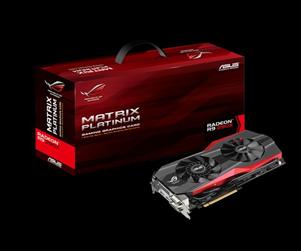 Asus'un Yeni Oyun Canavarı: ROG Matrix 290X Platinum