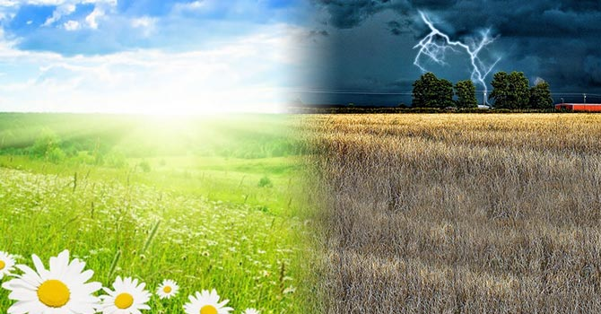 Meteorolojiden 15 ile rahmet müjdesi
