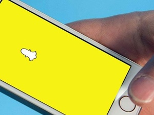Snapchat artık kota dostu