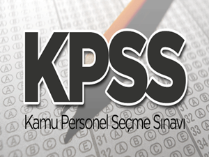 KPSS'ye girenler dikkat!