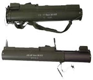Başkent'te 2 el bombası ve 1 lav silahı bulundu