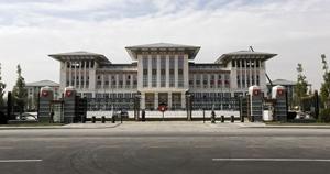 Cumhurbaşkanlığı Saray'ı kapılarını açtı