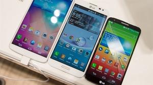 LG'nin tepe seviye tabletfonu yolda: LG G Pro 3