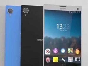 Sony Xperia Z5, Z5 Compact ve Z5 Ultra geliyor!