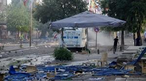 Diyarbakır'daki patlamada cep telefonu düzeneği kullanılmış