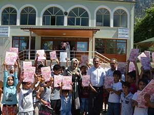 Şehzadeler Belediyesinden çocuklara dini bilgiler tatil kitabı