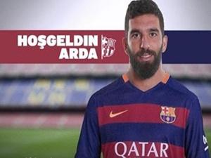 Arda Barcelona'ya transfer oldu ayet paylaştı