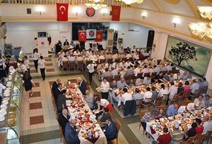 TİKA Kırgızistan'da iftar programı düzenledi