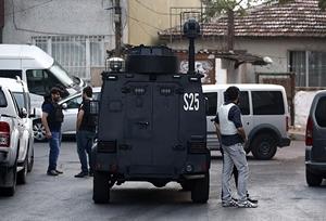 İstanbul'da 'DAEŞ operasyonu'
