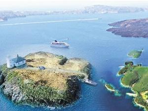 Yunanistan'da adalar satılık
