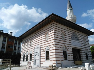 Validebağ Camii Ramazan Bayramı'nda açılacak