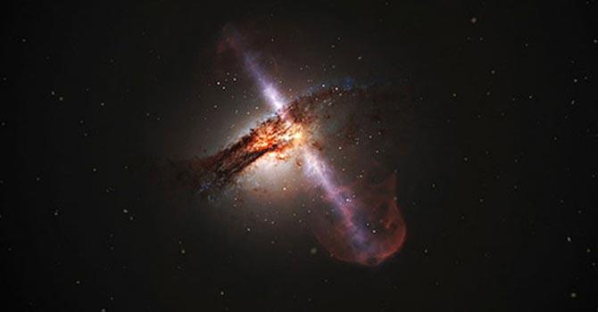 En büyük kara delik keşfedildi