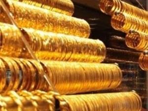 Yastık altında bin 500 ton altın var