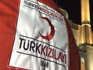 Türk Kızılayı Kerkük'te iftar verdi