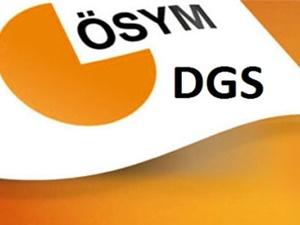 2015-DGS yapıldı!