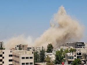 Esed güçleri yine sivilleri vurdu!
