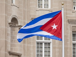 Washington'da Küba Büyükelçiliği resmen açıldı