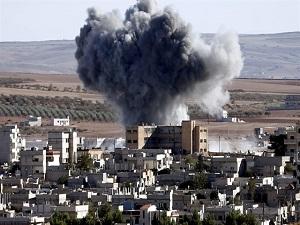 1 ayda bin 10 varil, 800 vakum bombası attılar