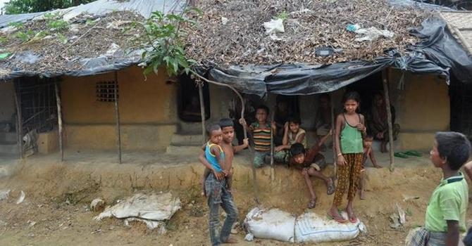 Rohingyalara hayat her yerde zor