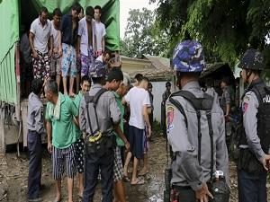 Çin, Pekin yönetimi, Myanmar