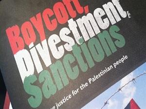 Sivil direnişin sembolü BDS
