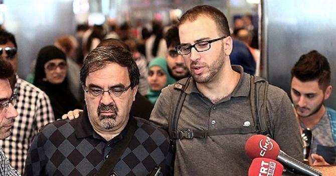 İslamofobi kurbanı gencin ailesi Türkiye'de