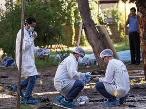 Gaziantep ve Suruç'ta canlı bomba yelekleri aynı çıktı
