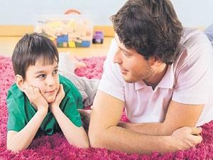 Çocuklarla göz göze iletişim şart!