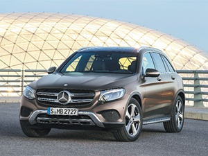Mercedes'in 3. Suv modeli GLC