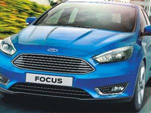 Yeni Ford Focus 1.5 dizel otomatik
