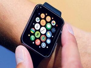 En çok satılan akıllı saat Apple Watch