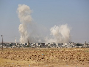 Koalisyon güçleri DAEŞ'i 31 kez vurdu