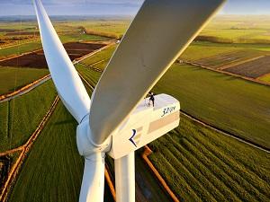 Avrupa'nın enerjisinin yüzde 8'i rüzgârdan