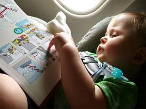 Bebekle seyahat ederken bunlara dikkat!