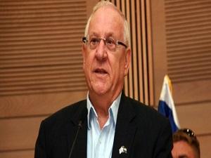 Reuven Rivlin, Filistinlilere terörist dedi!