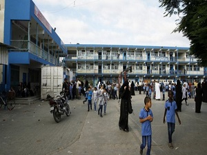 Filistinli çocuklar eğitime gecikmeli başlayabilir