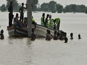 Pakistan'da sel: 36 kişi hayatını kaybetti