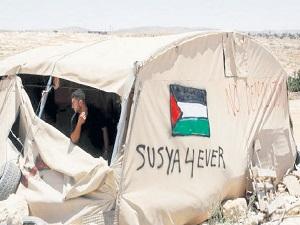 Filistinli Susya köyünü Osmanlı tapusu kurtardı