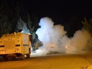 Bitlis, Van ve Mardin'de polise saldırı