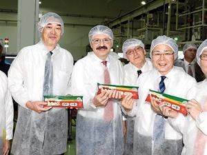 Makarna üretiminde Türk-Japon ortaklığı