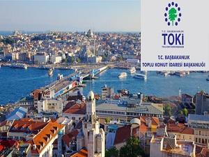 TOKİ'den İstanbul'da 690 bine dükkân
