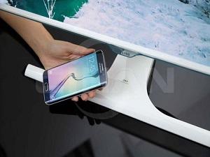 Samsung'dan telefonları kablosuz şarj eden dünyanın ilk monitörü