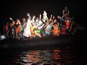 Ege'de son 4 günde bin 876 kaçak kurtarıldı